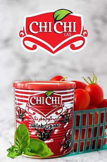 رب گوجه با کیفیت