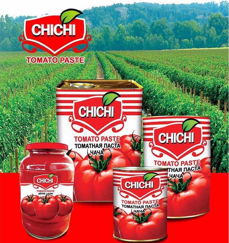 پخش رب گوجه فرنگی