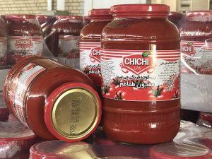 تولید رب گوجه فرنگی