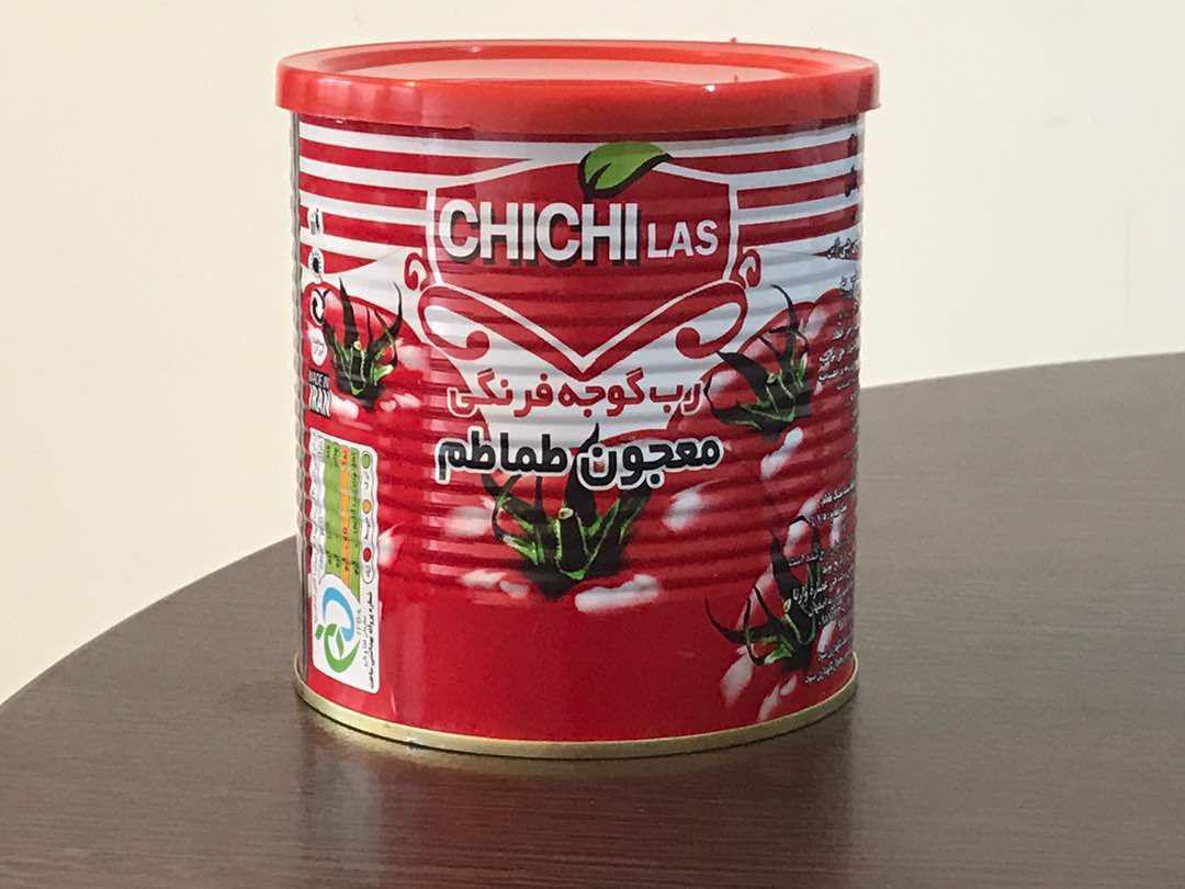 خرید رب گوجه صنعتی