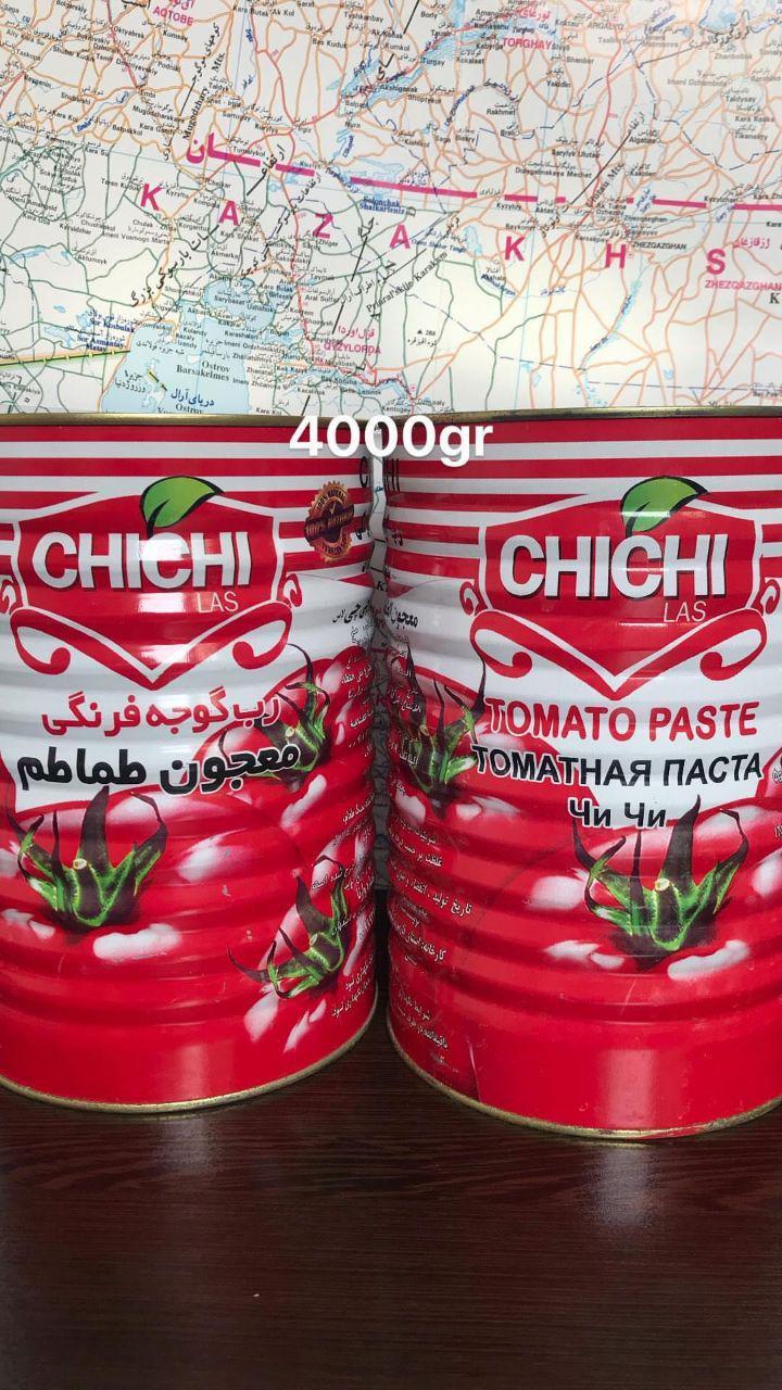 تولیدی رب گوجه