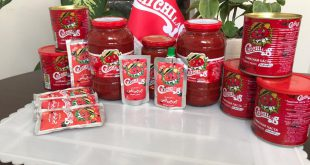 خرید عمده رب گوجه فرنگی چی چی لاس ارگانیک