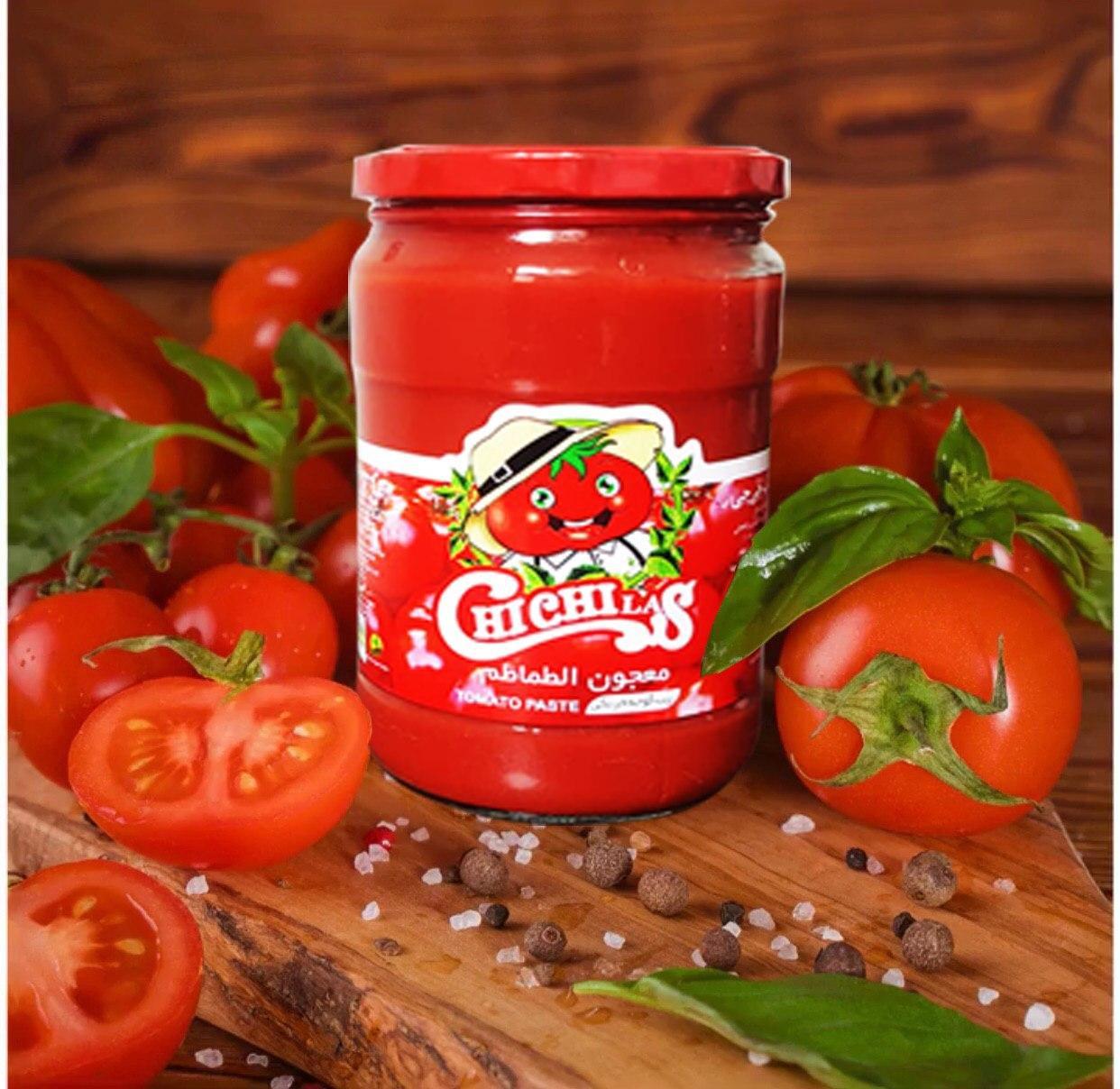 مشخصات رب گوجه فرنگی درجه یک