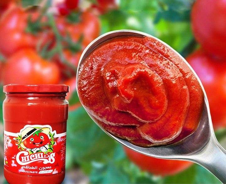 فروش رب گوجه فرنگی غلیظ