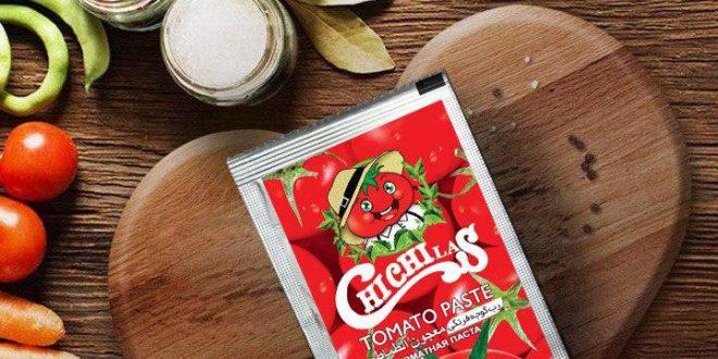 رب گوجه فرنگی ساشه چی چی لاس