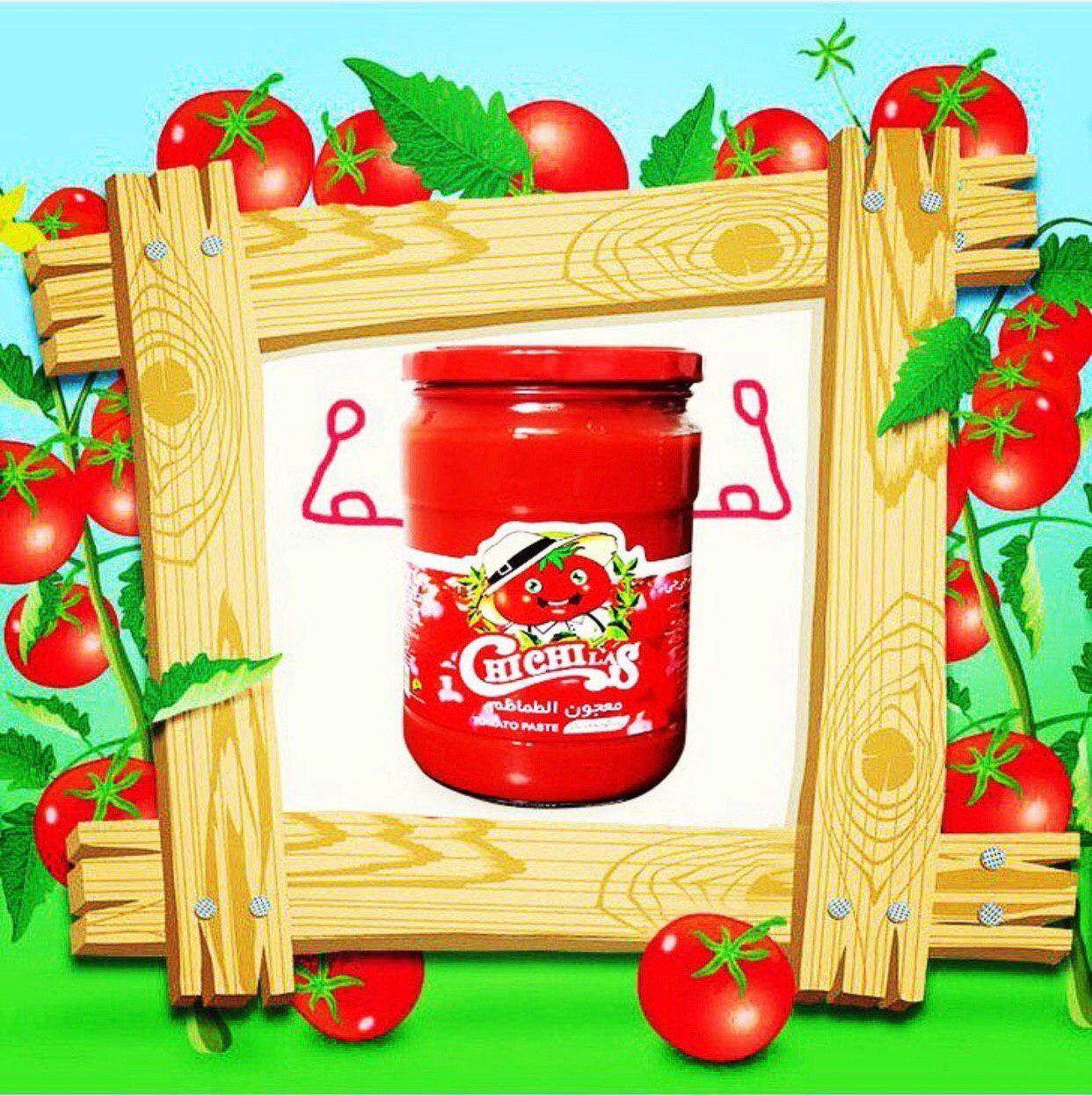 تولید کننده رب گوجه فرنگی شیشه ای