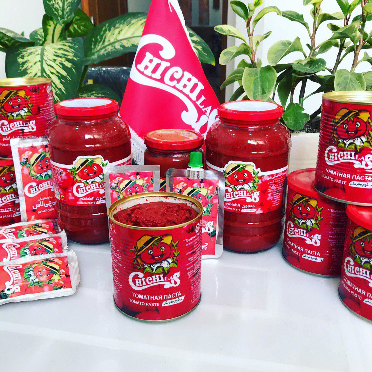 سفارش رب گوجه صادراتی ایرانی