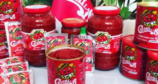 تولیدکننده رب گوجه کارخانه ای