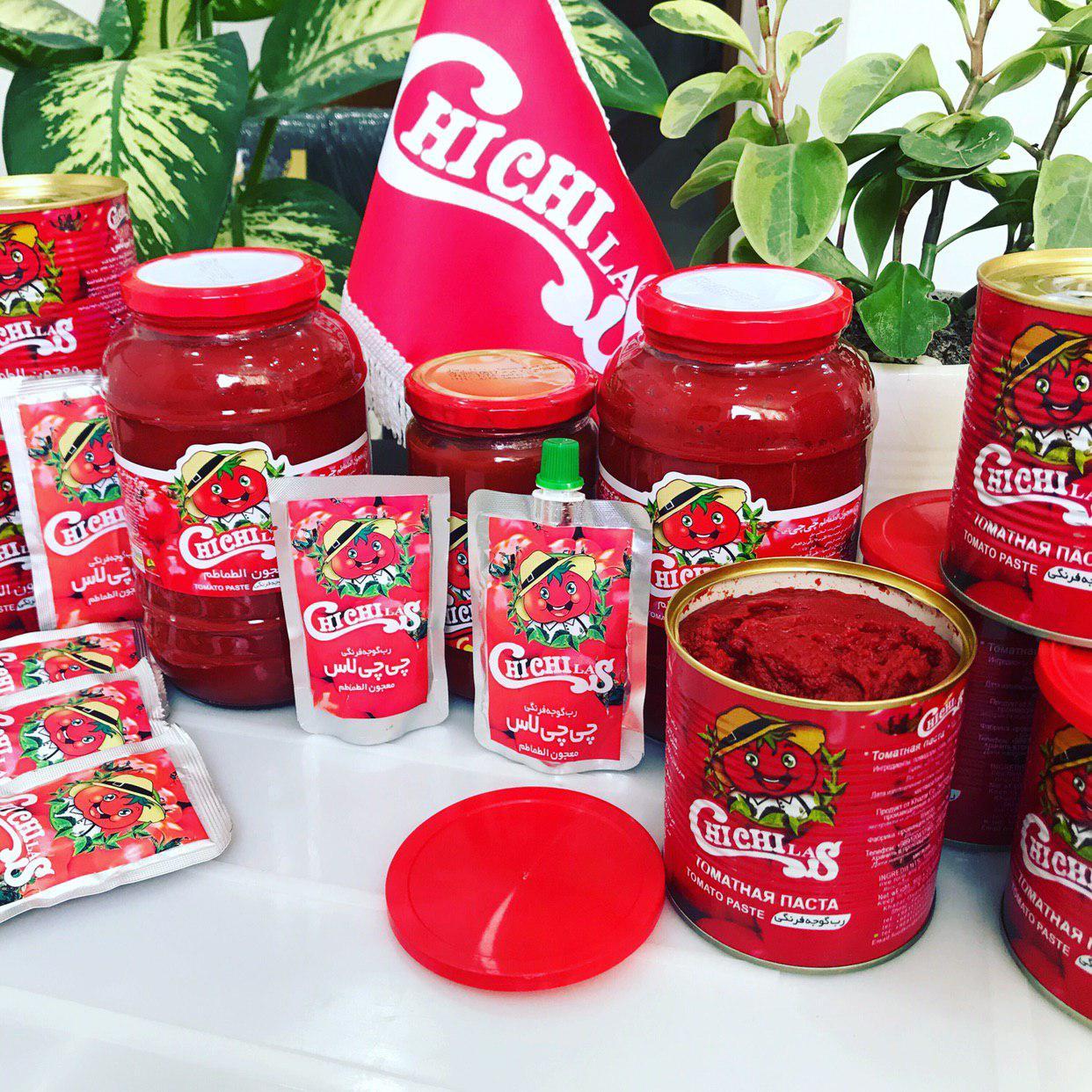 تولیدکننده رب گوجه خوب