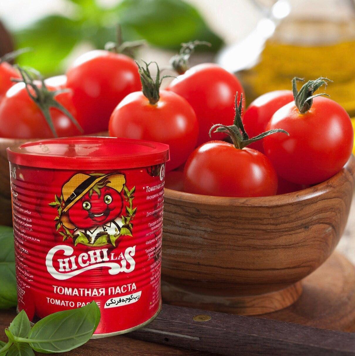 فروش رب گوجه قوطی
