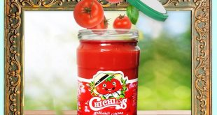 رب گوجه فرنگی شیشه 720 گرمی